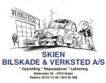 SKIEN BILSKADE & VERKSTED AS