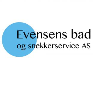 EVENSENS BAD OG SNEKKERSERVICE AS