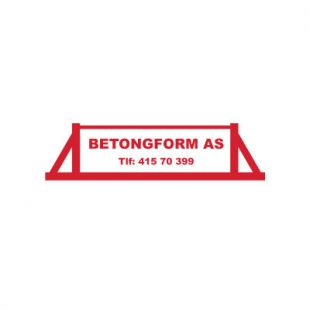 BETONGFORM AS