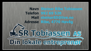 SR TOBIASSEN AS