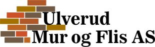 ULVERUD MUR OG FLIS AS