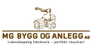 MG BYGG OG ANLEGG AS