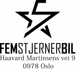 FEM STJERNER BIL AS