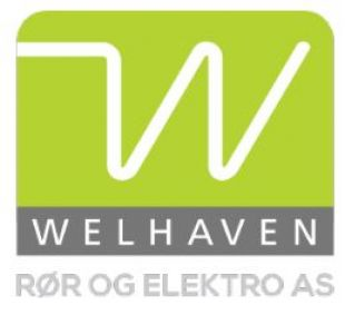 WELHAVEN RØR OG ELEKTRO AS