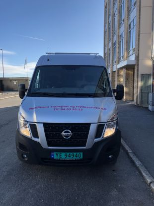 BENDIKSEN TRANSPORT OG FLYTTESERVICE AS