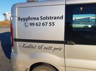 BYGGFIRMA SOLSTRAND AS