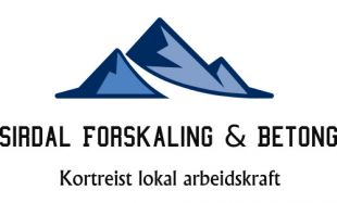 SIRDAL FORSKALING&BETONG AS